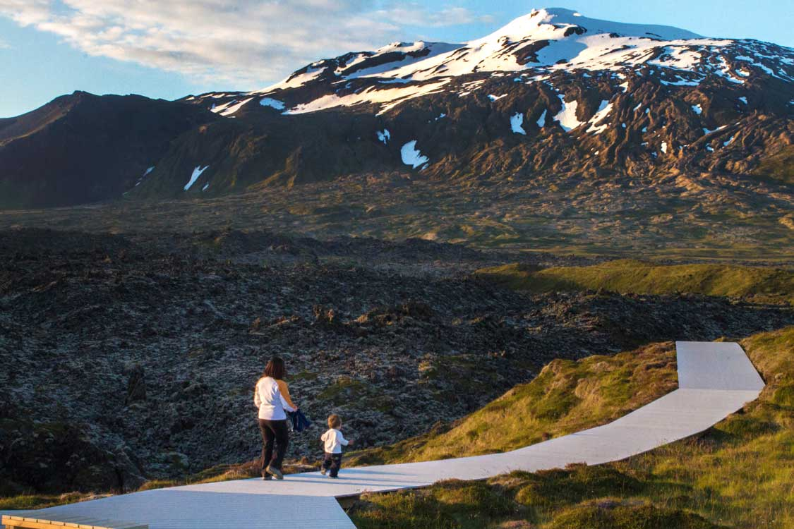 What to see in Iceland during the summer