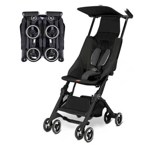 GB Pockit Compact Travel Stroller