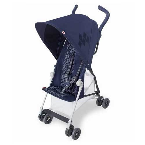 Maclaren Mark II lightest travel stroller