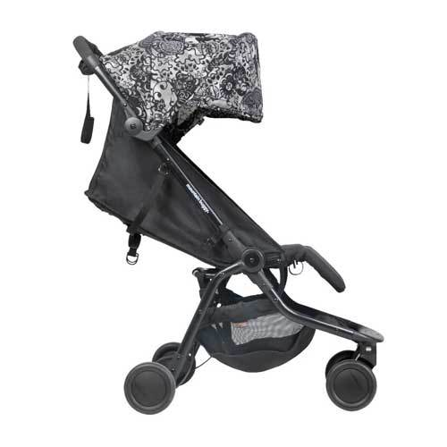 Mountain Buggy Nano small stroller for travel