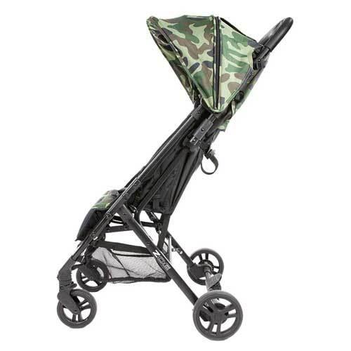Zoe The Traveler XLC lightweight stroller for travel