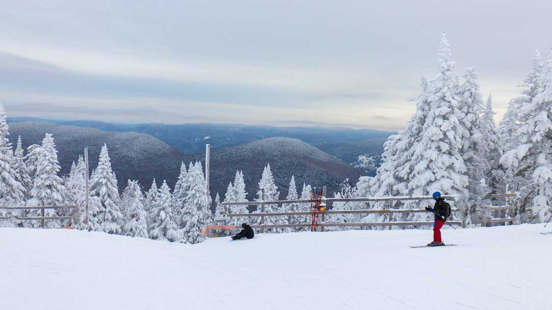 Best Upstate New York Ski Resorts