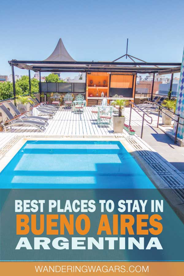 The best hotels in Buenos Aires Argentina