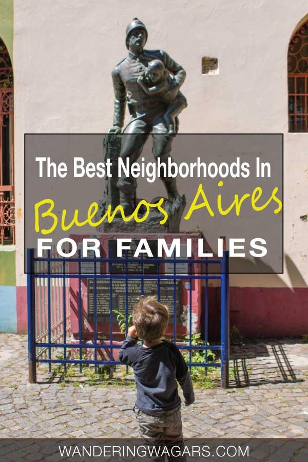Best Neighborhoods in Buenos Aires for Families