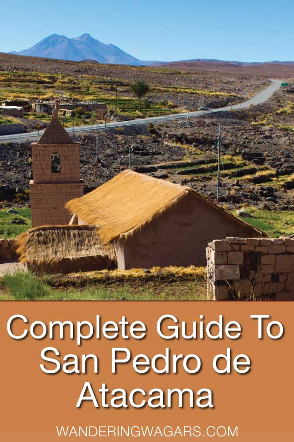 Church in the Atacama Desert