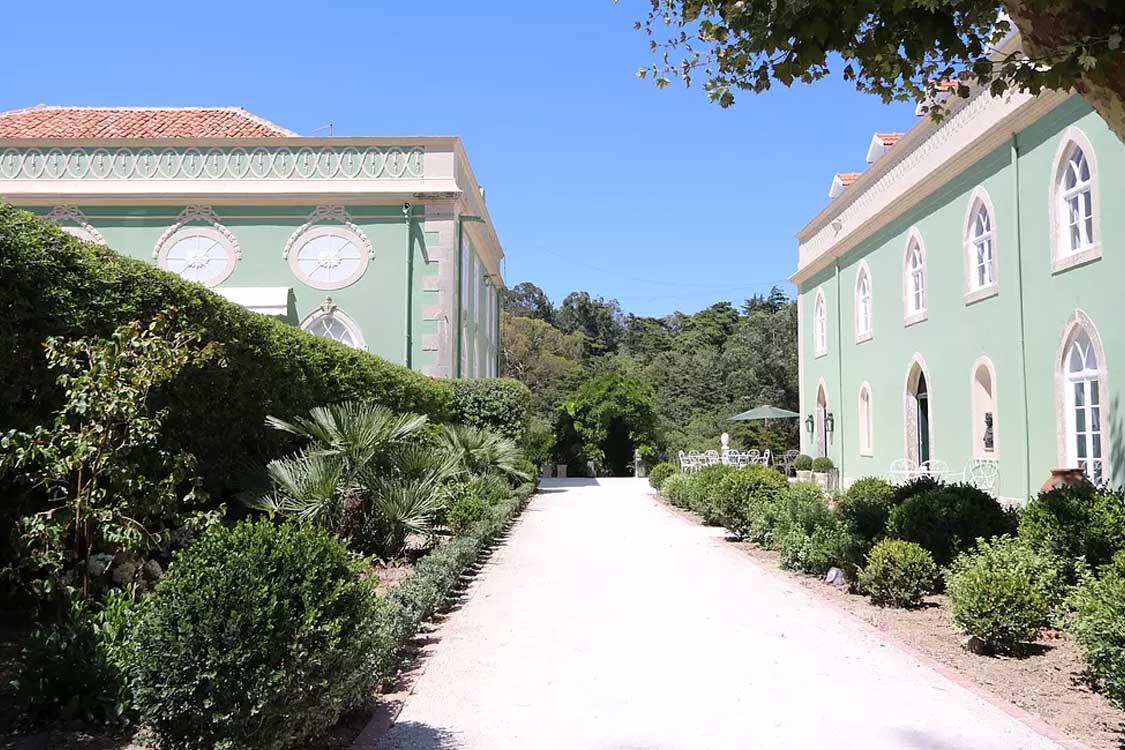 Casa Holstein hotel in Sintra