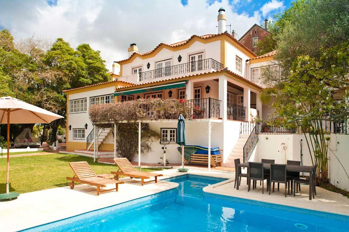 Casa do Valle hotel in Sintra