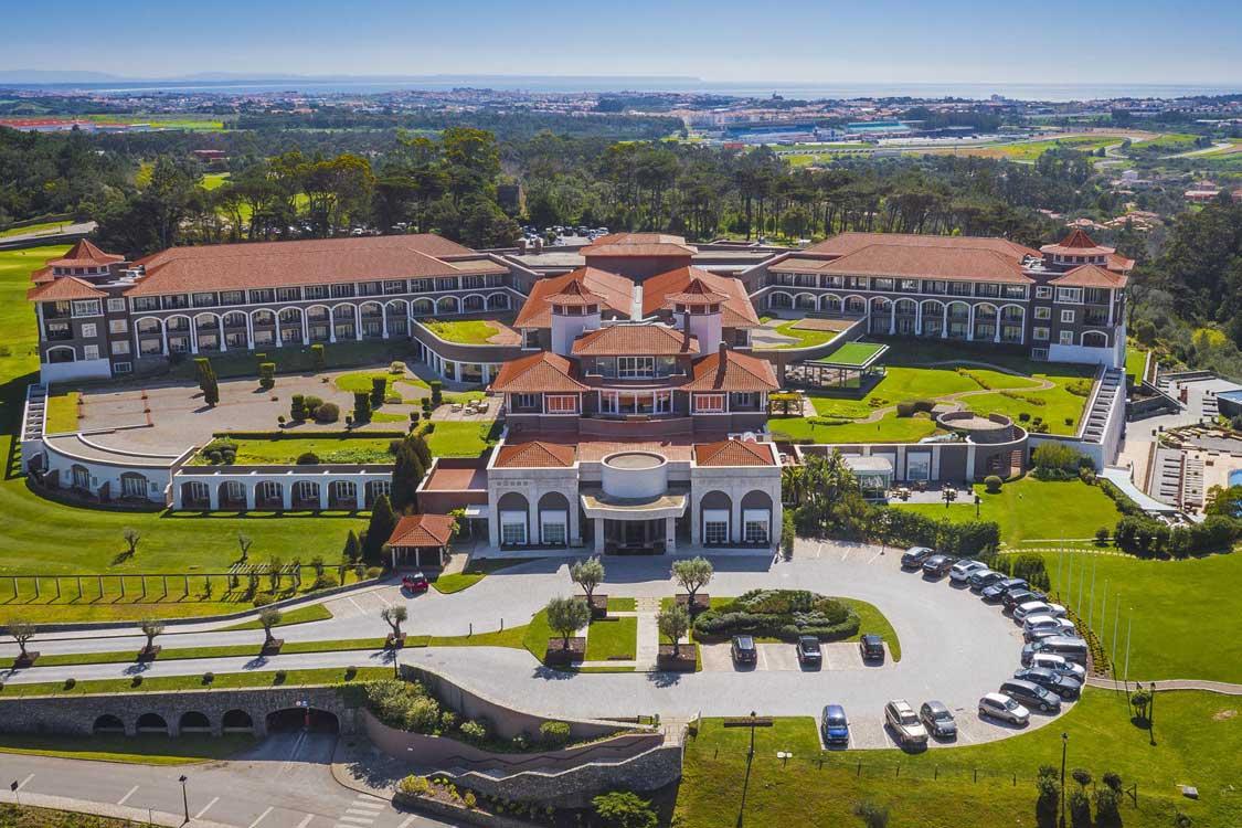 Penha Longa Resort in Sintra