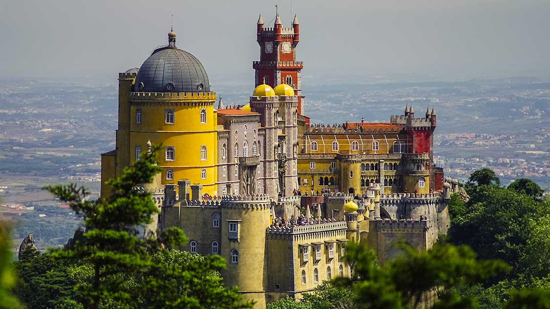 The best Sintra hotels