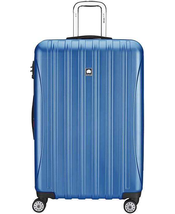 Delsey Helium suitcase for travel