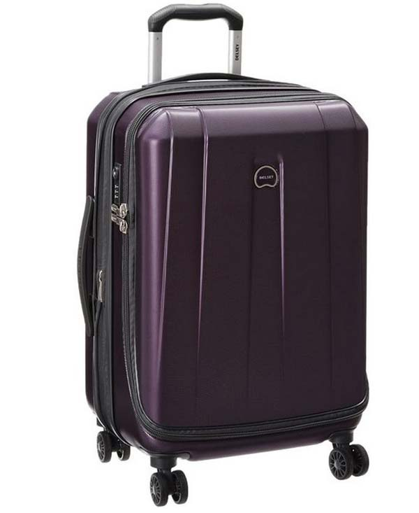 Delsey Helium International Carry-On Luggage for travel