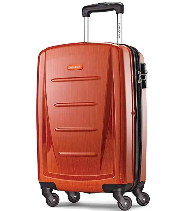 Samsonite Winfield stylish cabin baggage for air travel