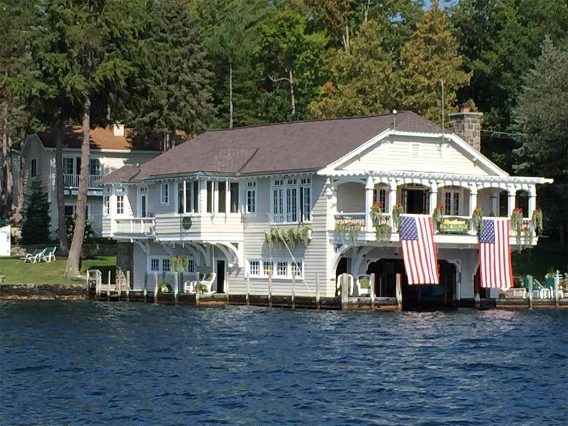 The Boathouse Lake George Bed and Breakfast