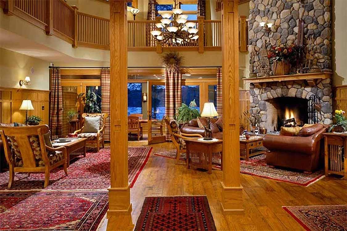 The Fern Lodge on Lake George