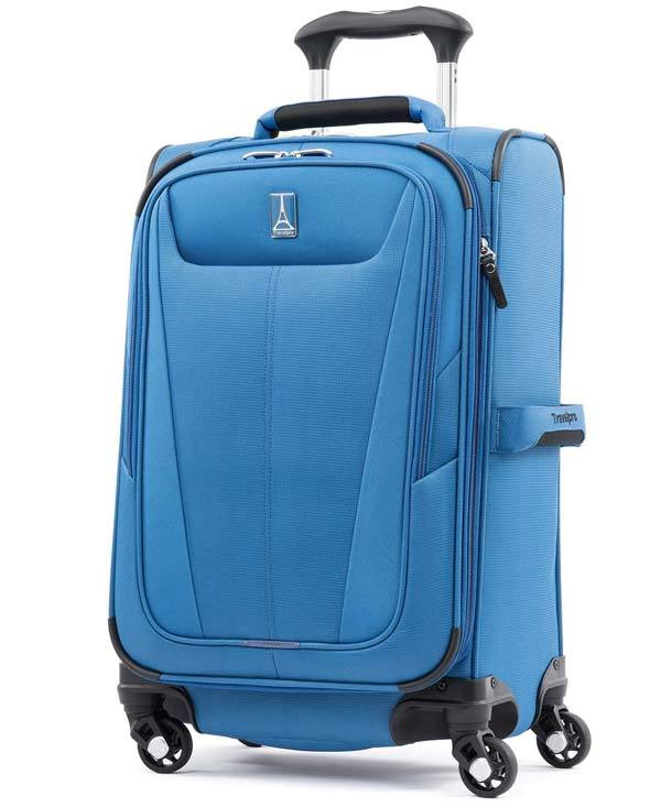 Travelpro Maxlite soft shell carry on baggage