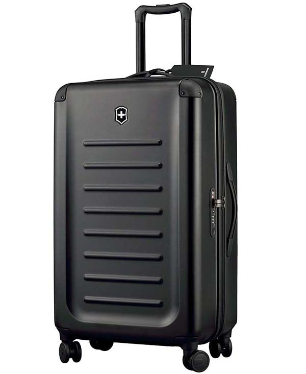 Victorinox Spectra 2.0 suitcases for traveling
