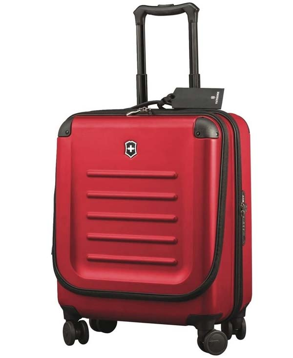 Victorinox Spectra 2.0 hard shell carry on luggage