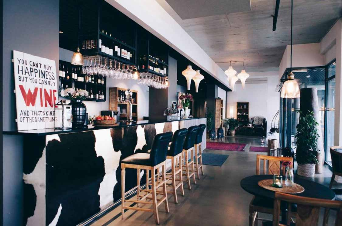 Eyja Guldsmeden boutique hotel in Reykjavik