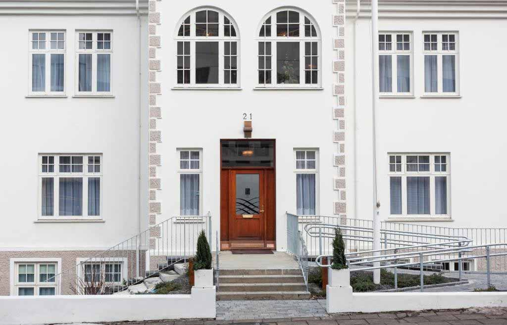 family-friendly hotels in Reykjavik, Iceland