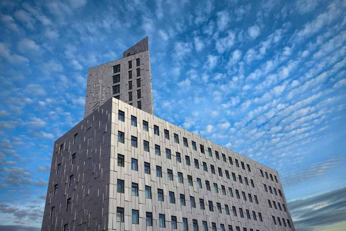 Fosshotel luxury Reykjavik hotels