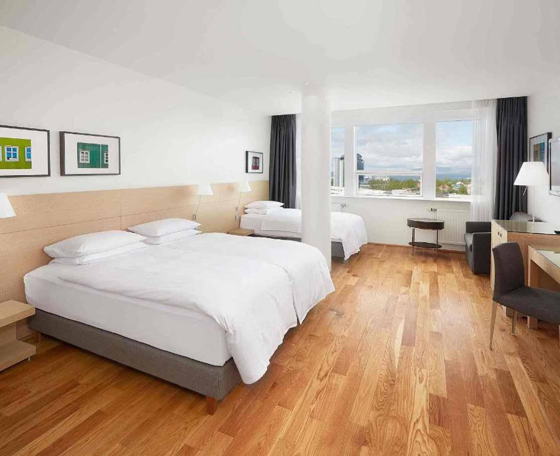 Hilton Nordica Reykjavik business hotel