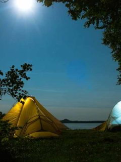 Ontario Provincial Parks camping