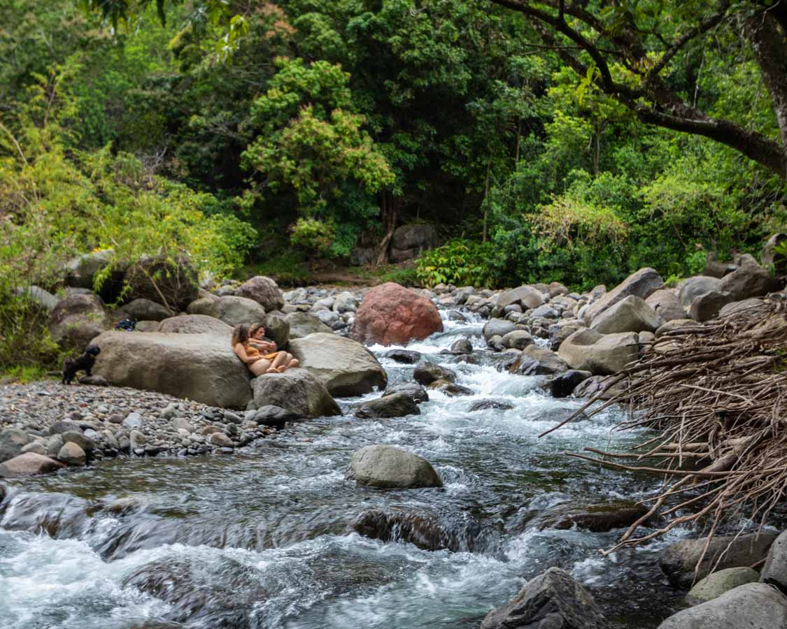 Quiet places to stay on South Maui near Iao Valley State Park