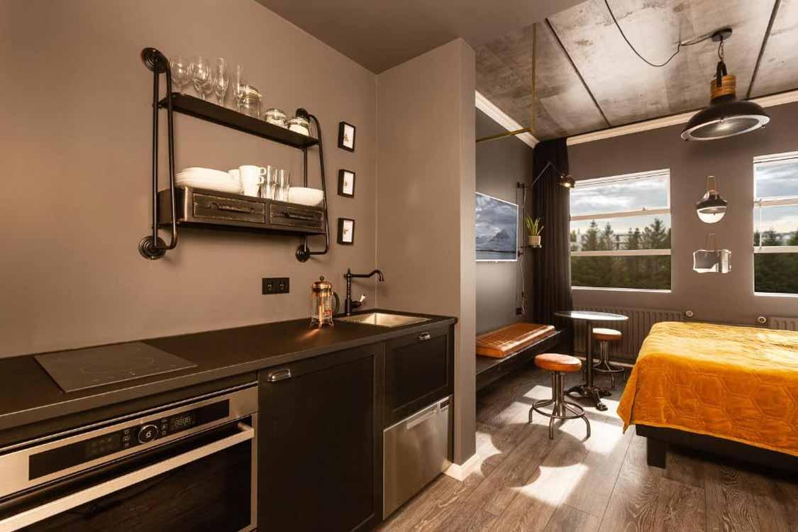 R13 budget Reykjavik hotels