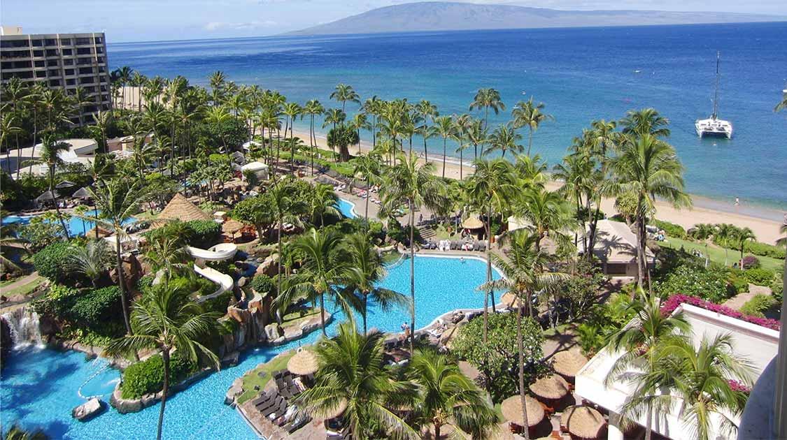 Where to stay on Maui, Hawaii