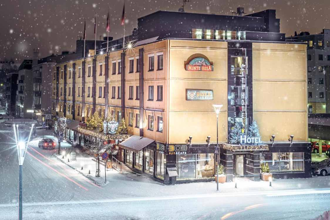 Arctic City Rovaniemi hotel