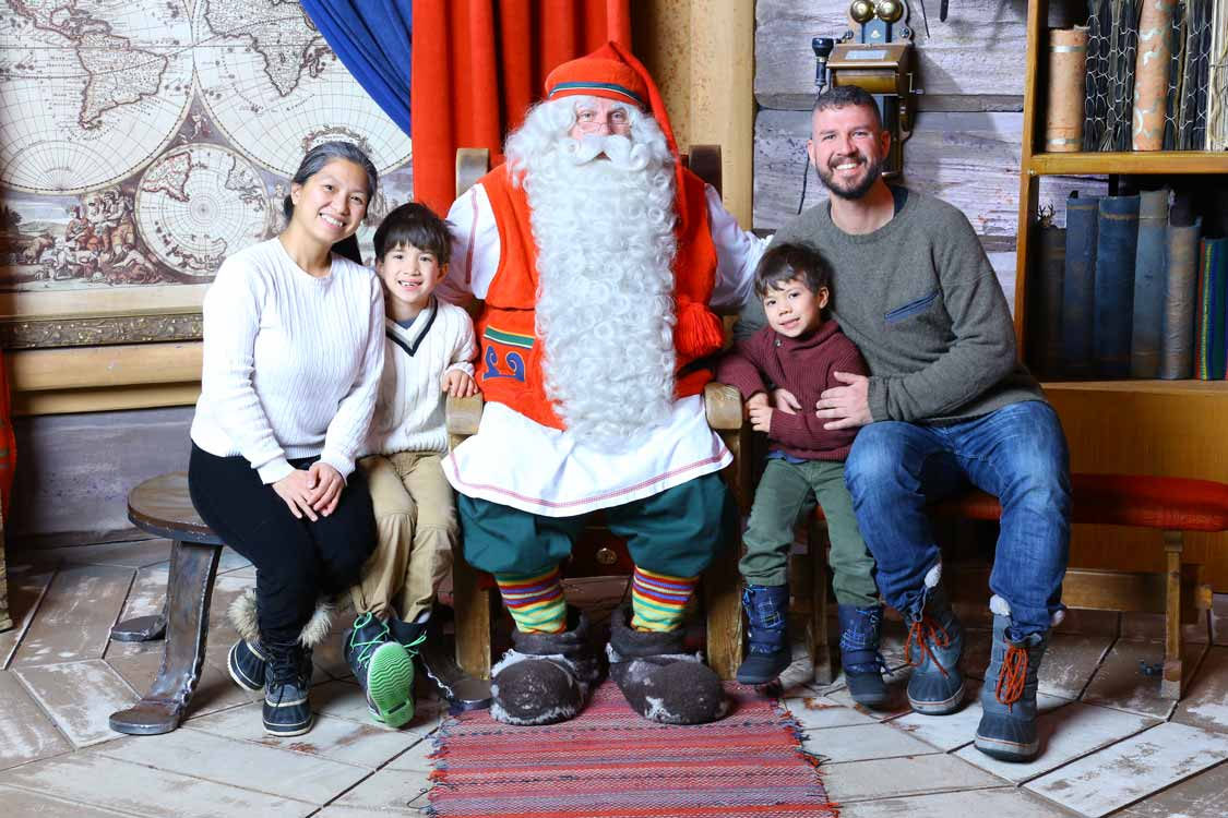 The best Rovaniemi Hotels for Santa visits