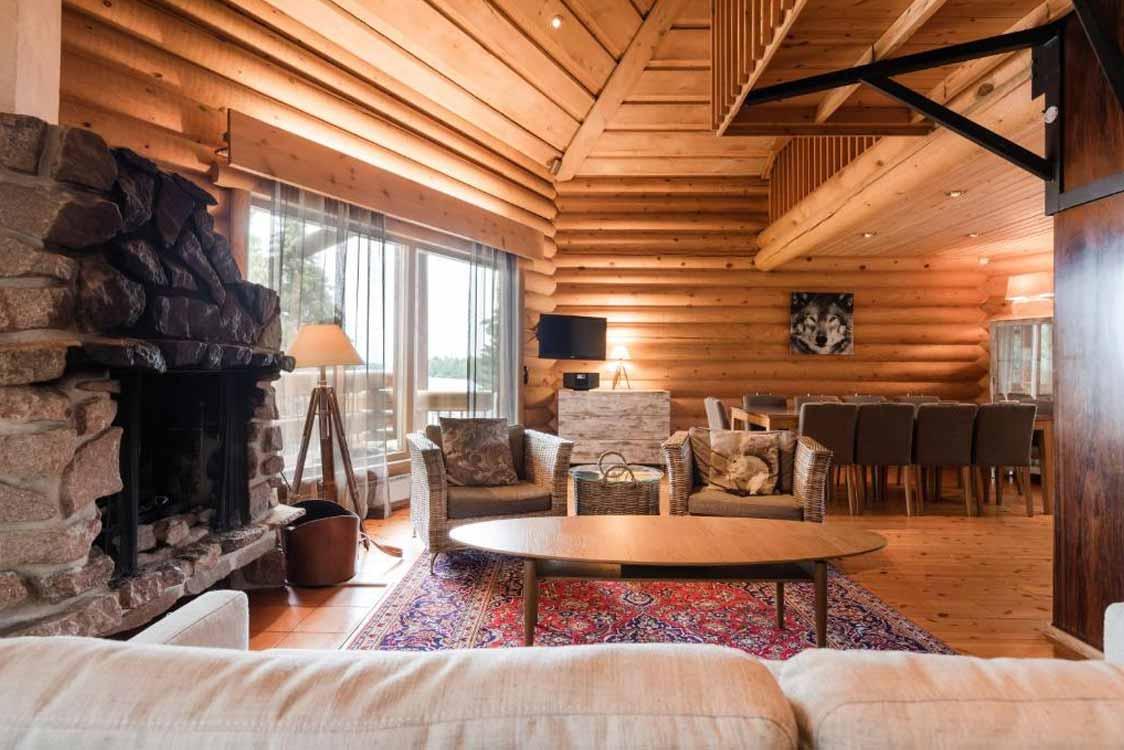 Lapland Hotels Ounasvaara Chalets in Rovaniemi