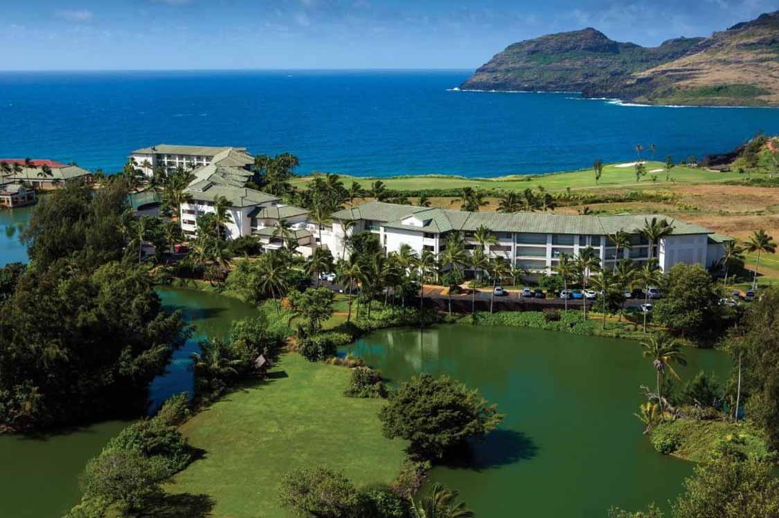 Marriott Kauai Lagoons Resort